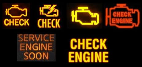 Check Engine Light problem solving