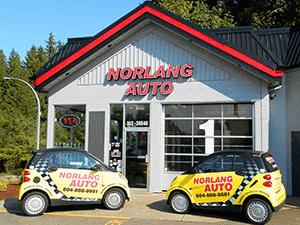 Norlang Auto Repair Facility