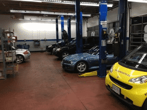 Clean & professional facility for your vehicle