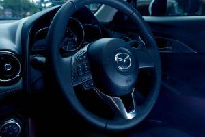 Mazda Vehicle Steering wheel